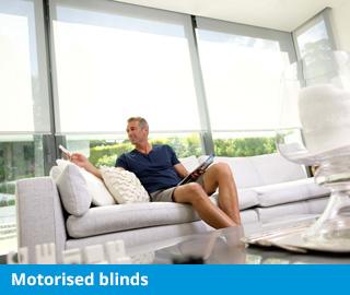marla motorised blinds
