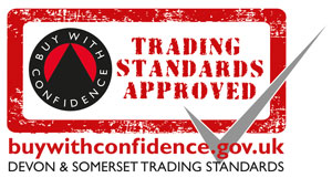 Marla BLinds Sidmouth - East Devon - Buy with confidence - trading standards
