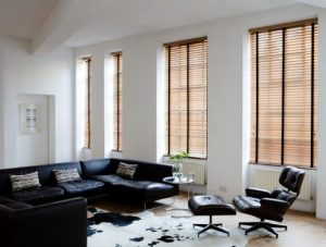woodslat blinds