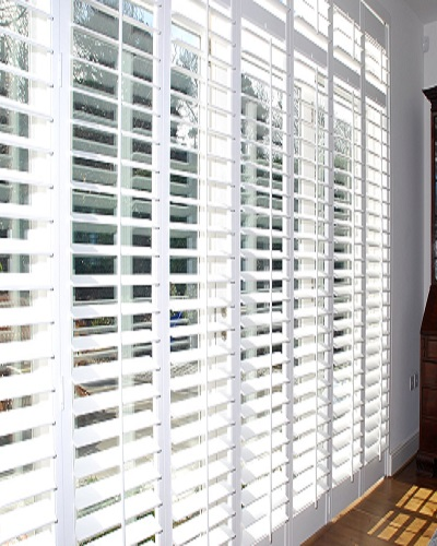 Shutter styles full height shutters bay window shutters - Types shutters consider windows ...