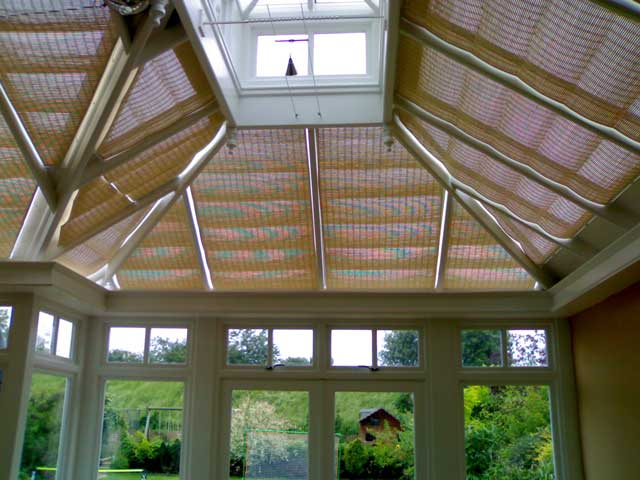 conservatory blinds testimonial