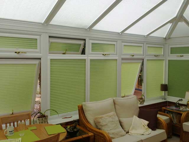conservatory side blinds testimonial