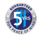 marla five year guarantee
