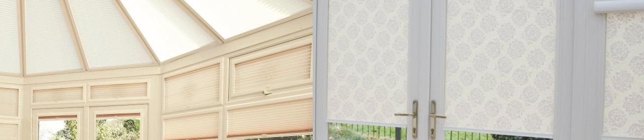 sidmouth conseervatory blinds banner image