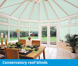 marla conservatory roof blinds